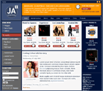 Joomla theme template for Virtuemart