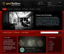 Perihelion from RocketTheme