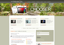 Gantry Joomla theme