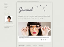 Journal Joomla Theme