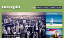 Joomla themes from Bamboo